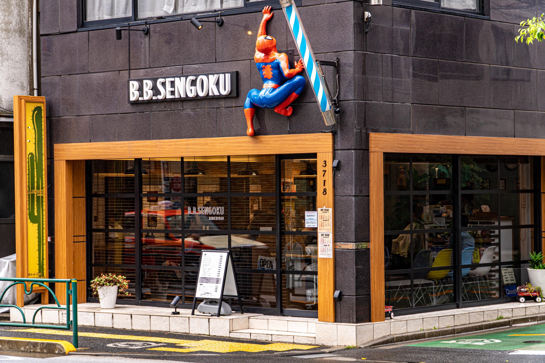 SENGOKU本店
